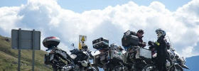 Roby Tour Europa 2013 - Francia