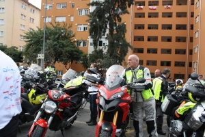 Roby Tour Europa 2015 Andalusia