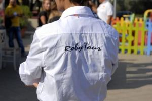Roby Tour Italia 2015