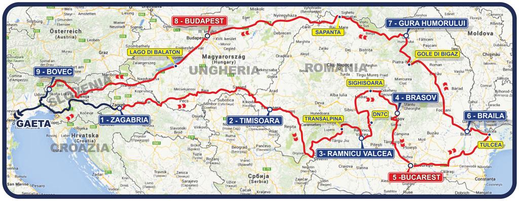 Cartina Italia Romania.Robytour Europa 2014 Robytour It